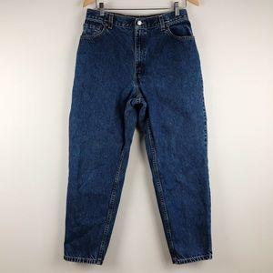 Vintage Levi's 550 High Rise Jeans 100% Cotton 14